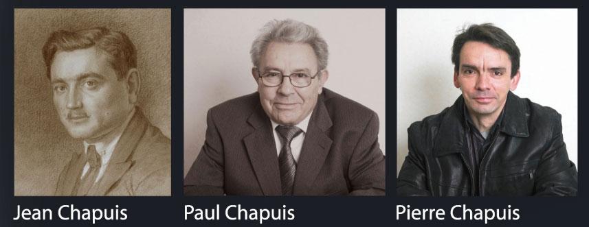 Généalogie des CHAPUIS